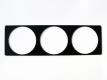 Instrumentenhalter Radioschacht DIN 3 Loch