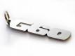 G60 Schlüsselanhänger Emblem aus Edelstahl