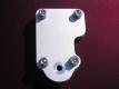 Verschlussplatte für Kurbelgehäuseentlüftung 2E G60